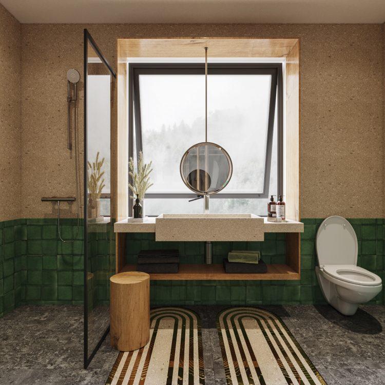 Thiết kế nội thất biệt thự Dương Nội - V.scale