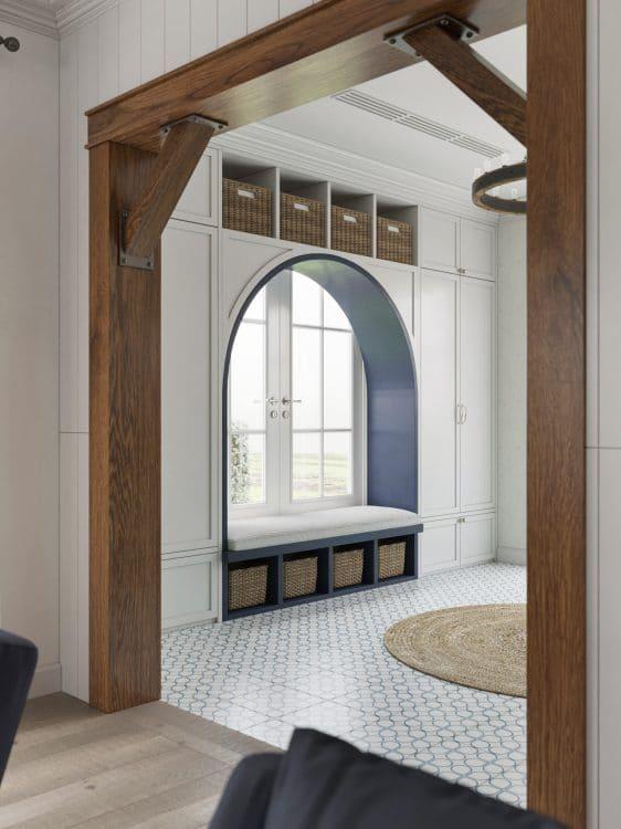 Thiết kế nội thất biệt thự theo phong cách coastal design